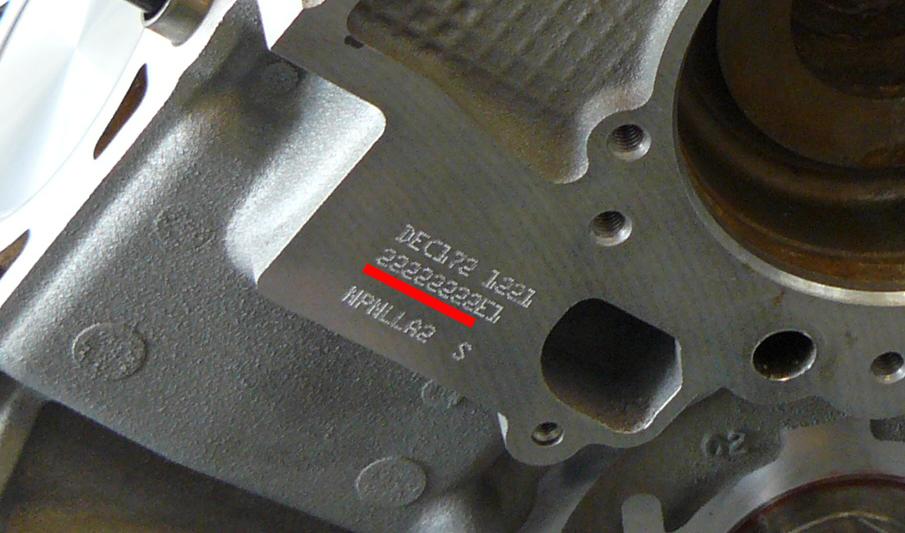 Terminator Cobra Build Numbers